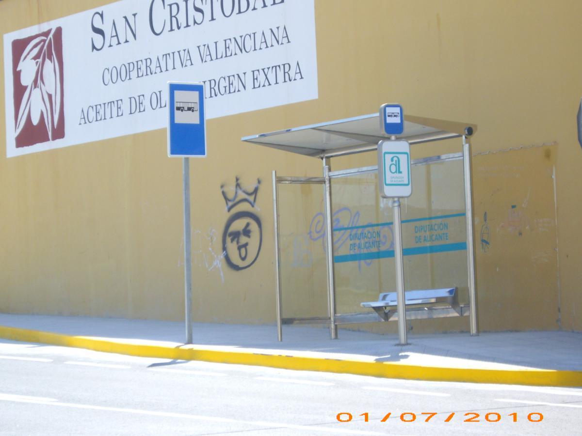 Imagen de Marquesina Mod. Diputación