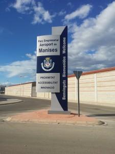 Imagen de Totem Bienvenida