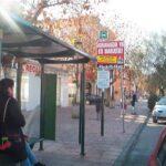 Imagen de Poste Modelo Infobus