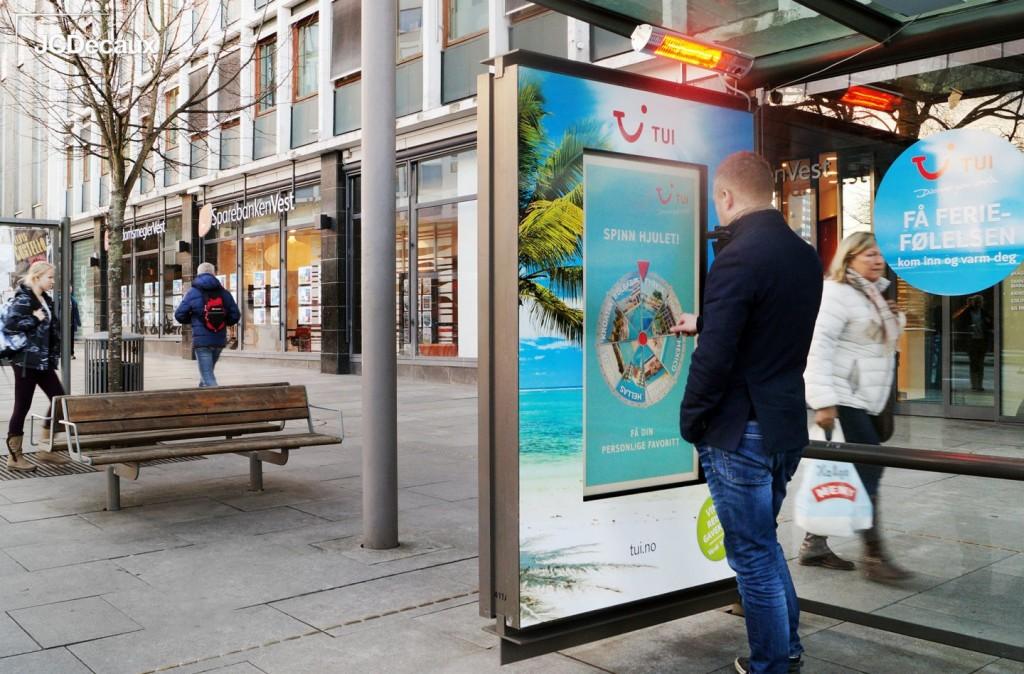 Digital Signace outdoor Nemain