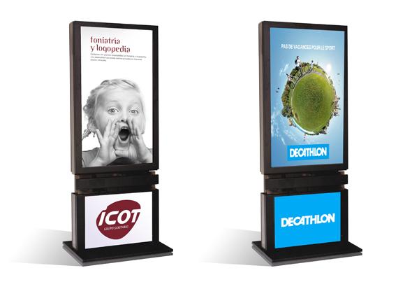 Las Pymes se adaptan a la era digital con cartelería digital