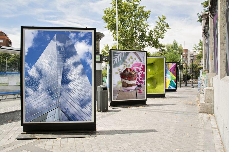 España lidera los nuevos formatos de publicidad exterior