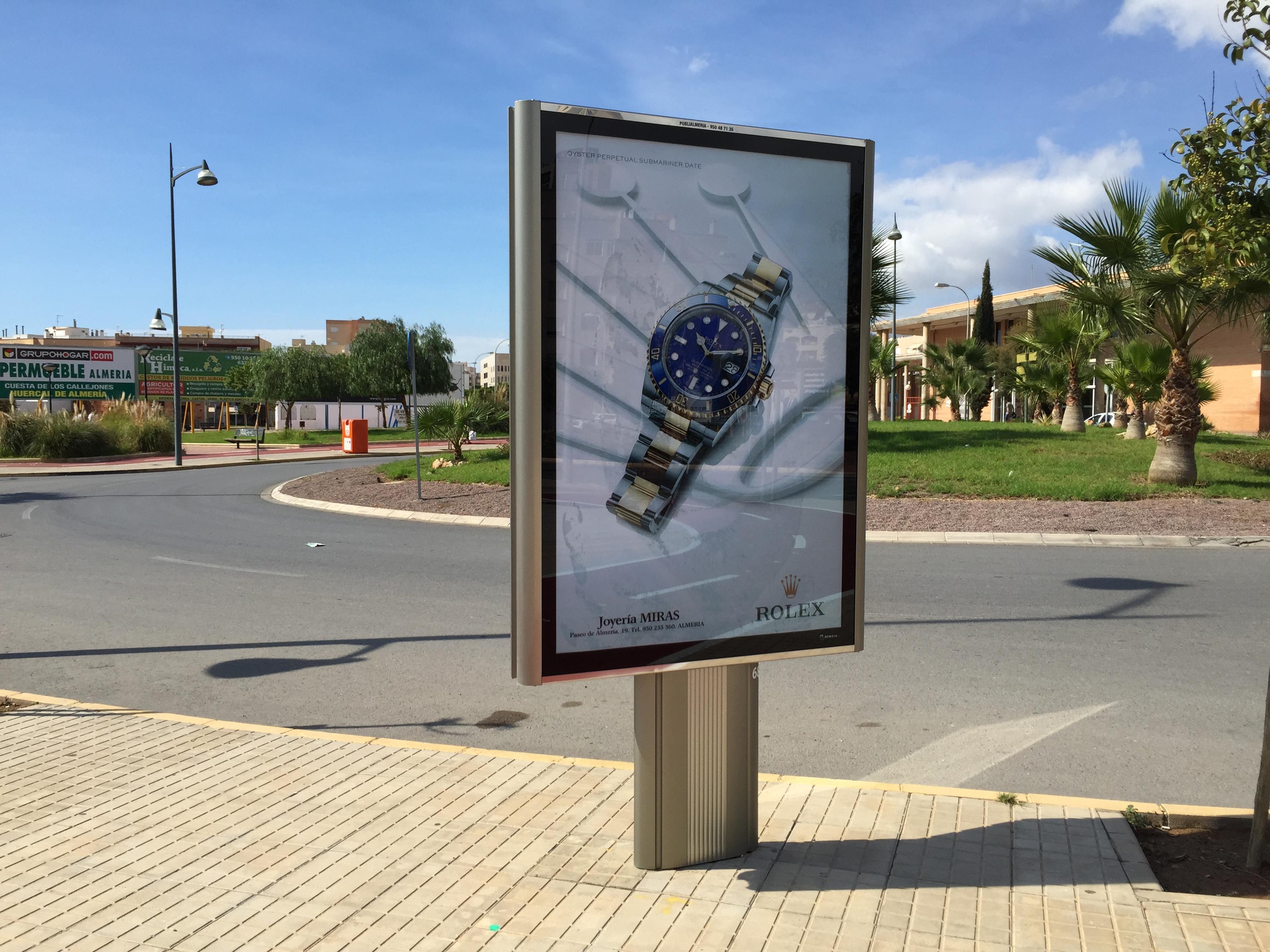 mupi publicidad exterior