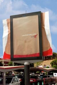 publicidad exterior creativa - mupi