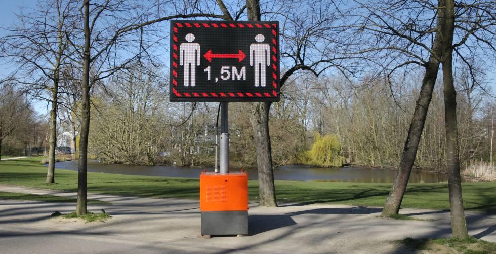 Mobiliario Covid llena las ciudades